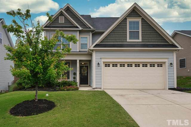 228 Sweet Violet Drive, Holly Springs, NC 27540 (#2322861) :: Team Ruby Henderson