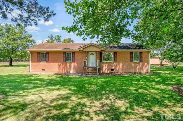 4745 Swift Creek Road, Smithfield, NC 27577 (#2322867) :: Raleigh Cary Realty