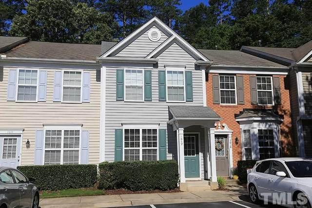 1612 Brook Fern Way, Raleigh, NC 27609 (#2322872) :: Team Ruby Henderson