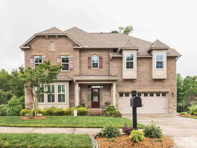 917 Queensdale Drive, Cary, NC 27519 (#2322877) :: Spotlight Realty