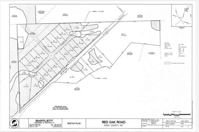 6415 Red Oak Road, Red Oak, NC 27809 (#2322903) :: Dogwood Properties