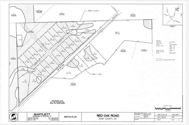 6415 Red Oak Road, Red Oak, NC 27809 (#2322907) :: Dogwood Properties