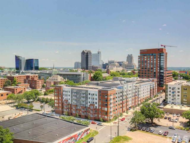 400 W North Street #1604, Raleigh, NC 27603 (#2322914) :: Dogwood Properties