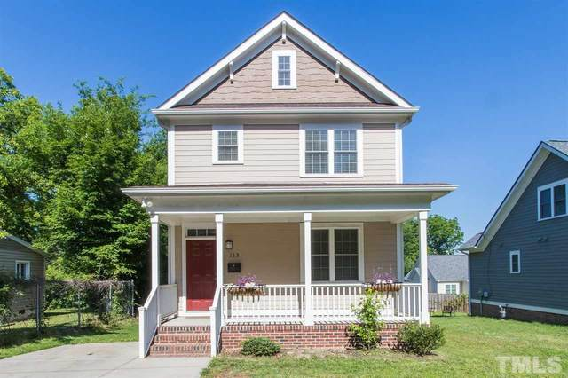 113 Heck Street, Raleigh, NC 27601 (#2322922) :: Marti Hampton Team brokered by eXp Realty