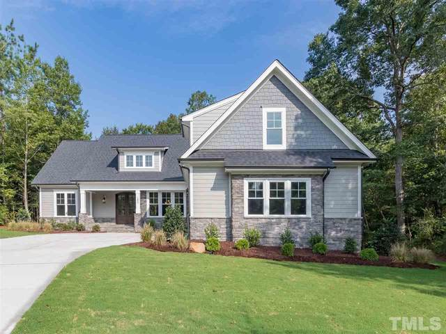 146 Deep Creek, Pittsboro, NC 27312 (#2322930) :: Raleigh Cary Realty