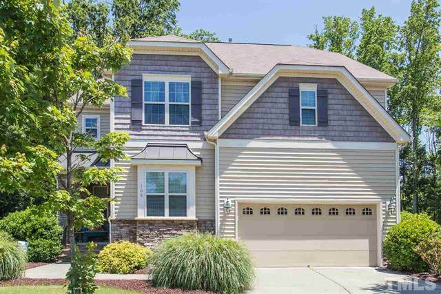 109 Olde Courthouse Way, Morrisville, NC 27560 (#2322933) :: Triangle Just Listed
