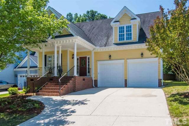 1225 Dalgarven Drive, Apex, NC 27502 (#2322974) :: Sara Kate Homes