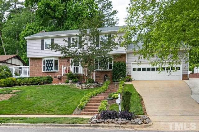 5709 Old Forge Circle, Raleigh, NC 27609 (#2322978) :: Team Ruby Henderson