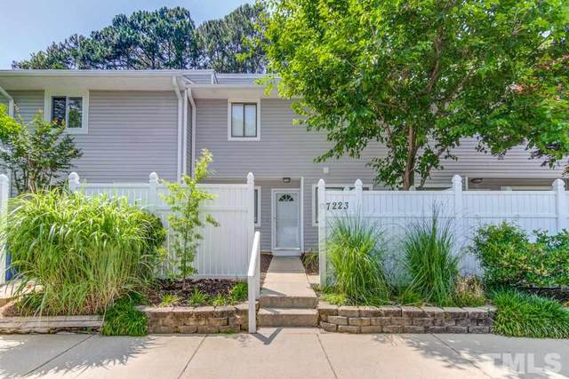 7223 Sandy Creek Drive #7223, Raleigh, NC 27615 (#2322981) :: Realty World Signature Properties