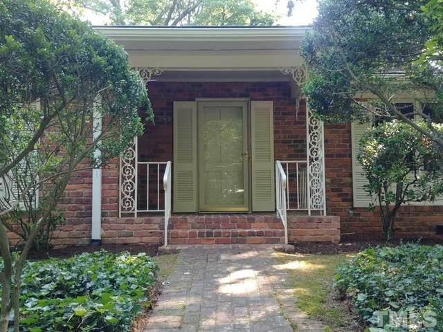 423B Westwood Drive, Chapel Hill, NC 27516 (#2322992) :: Raleigh Cary Realty