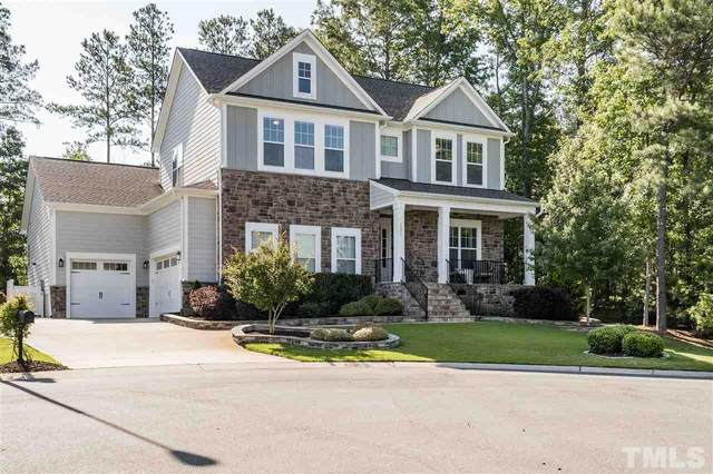 121 Winterview Place, Apex, NC 27539 (#2323064) :: Realty World Signature Properties