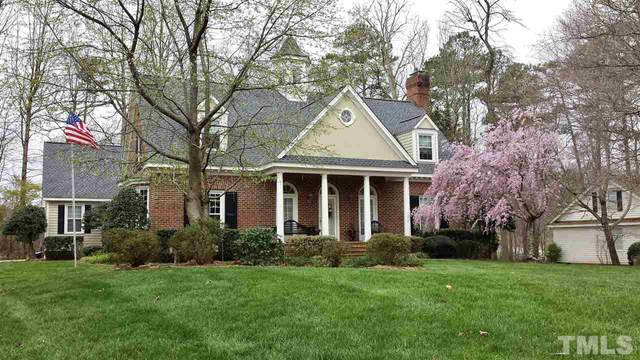 1031 Jones Wynd, Wake Forest, NC 27587 (#2323068) :: Realty World Signature Properties