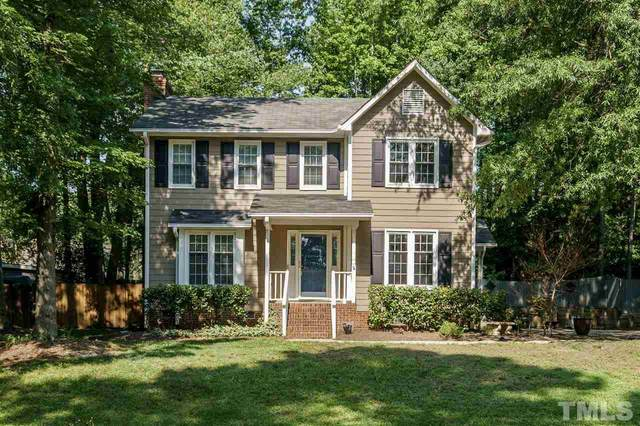 1003 Cherokee Court, Apex, NC 27502 (#2323135) :: Team Ruby Henderson