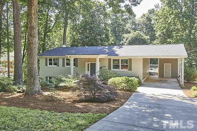 5504 North Hills Drive, Raleigh, NC 27612 (#2323141) :: Team Ruby Henderson