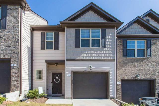 105 Bella Place, Holly Springs, NC 27540 (#2323154) :: Triangle Just Listed