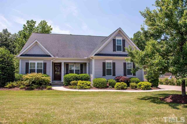5105 Corner Rock Drive, Rolesville, NC 27571 (#2323159) :: Realty World Signature Properties
