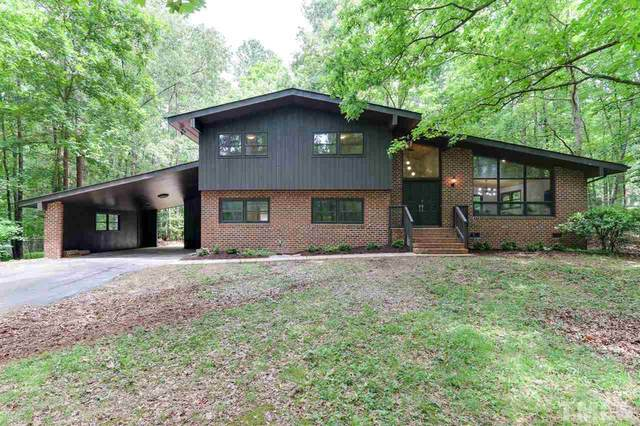 2417 Honeysuckle Road, Chapel Hill, NC 27514 (#2323164) :: Dogwood Properties