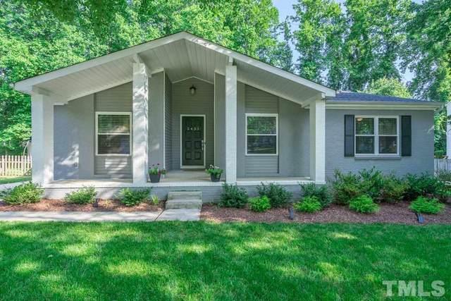 2433 Village Grove Road, Raleigh, NC 27613 (#2323168) :: Team Ruby Henderson