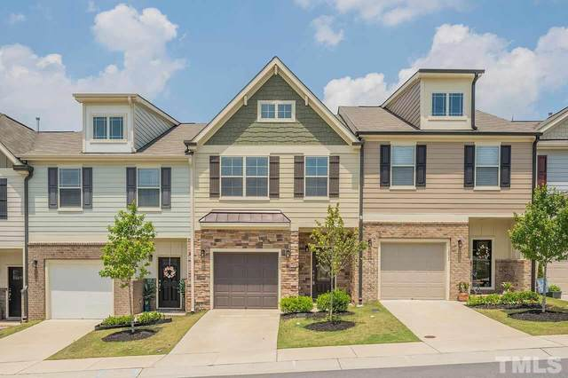 1009 New Creek Way, Wake Forest, NC 27587 (#2323187) :: Realty World Signature Properties