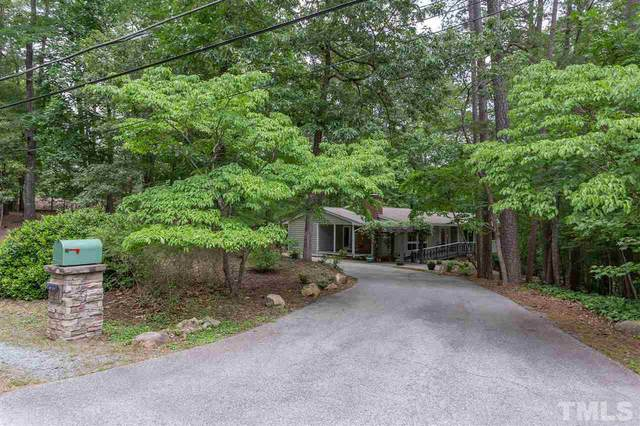 744 Shady Lawn Road, Chapel Hill, NC 27514 (#2323189) :: Dogwood Properties