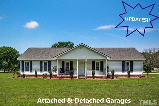 100 Eason Circle, Selma, NC 27576 (#2323205) :: Raleigh Cary Realty