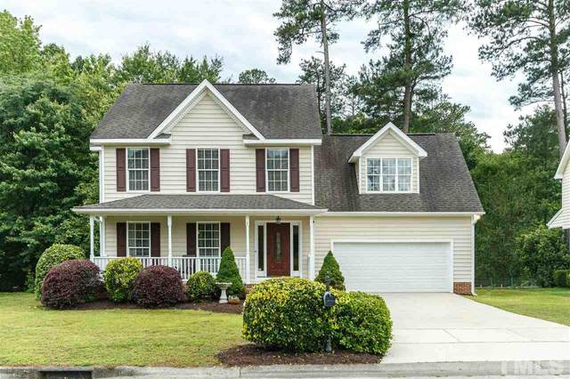 1260 Miracle Drive, Wake Forest, NC 27587 (#2323207) :: Realty World Signature Properties