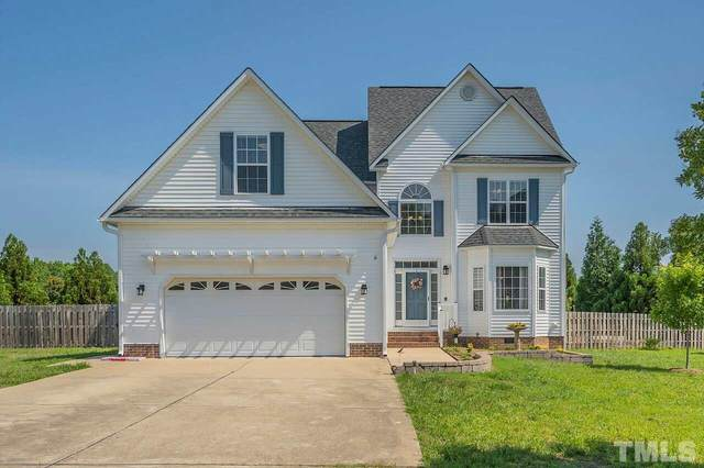 5560 Spence Plantation Lane, Holly Springs, NC 27540 (#2323220) :: Triangle Just Listed