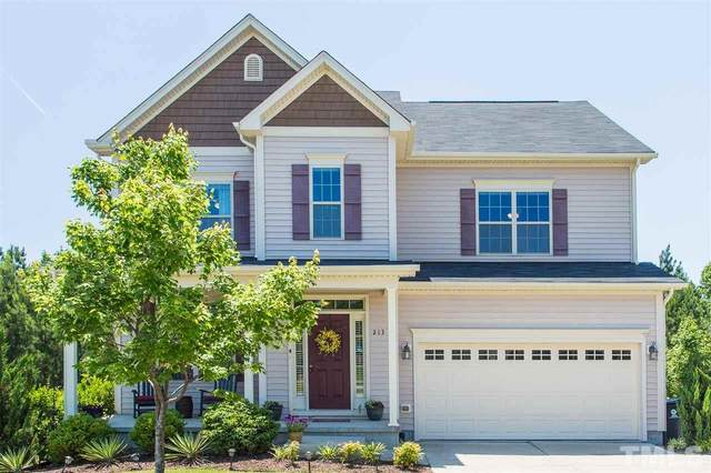 213 Begonia Trail, Holly Springs, NC 27540 (#2323226) :: Team Ruby Henderson
