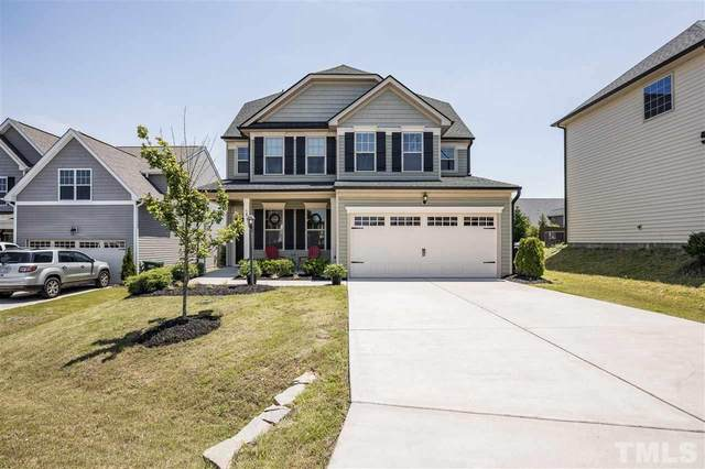 58 Outwater Ridge Drive, Garner, NC 27529 (#2323227) :: Triangle Just Listed