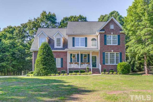 330 Longwood Drive, Youngsville, NC 27596 (#2323228) :: Realty World Signature Properties
