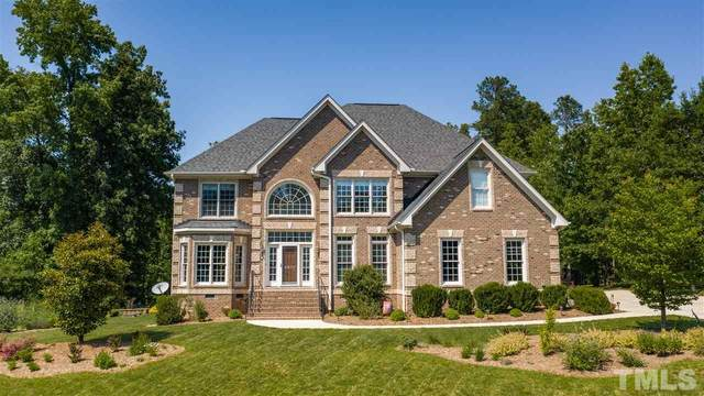 8812 Wormsloe Drive, Knightdale, NC 27545 (#2323232) :: Sara Kate Homes