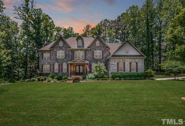 1316 Carthan Court, Wake Forest, NC 27587 (#2323237) :: Realty World Signature Properties