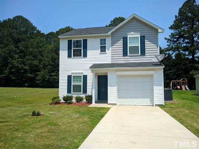 124 Thornberry Drive, Spring Hope, NC 27882 (#2323238) :: Dogwood Properties