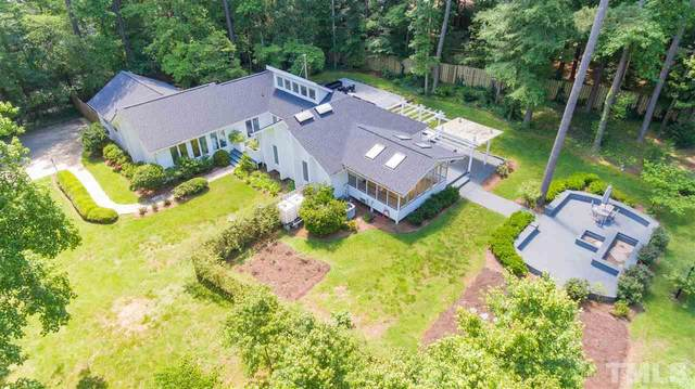 102 Forest Ridge Drive, Chapel Hill, NC 27514 (#2323256) :: Realty World Signature Properties