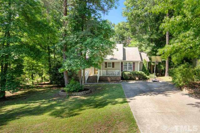 160 Beaver Ridge Drive, Youngsville, NC 27596 (#2323293) :: Realty World Signature Properties