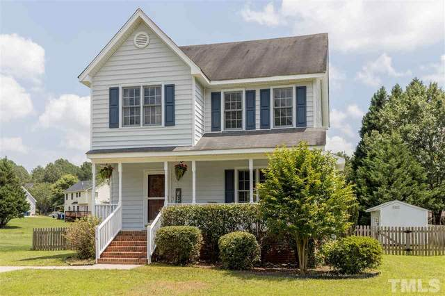 4016 Cashew Drive, Raleigh, NC 27616 (#2323301) :: The Jim Allen Group