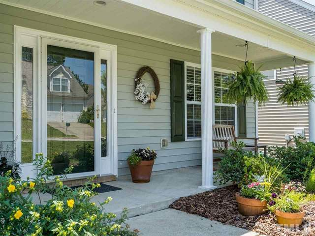 309 Pyracantha Drive, Holly Springs, NC 27540 (#2323313) :: Triangle Just Listed