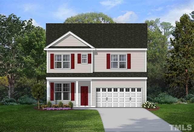 129 Cecina Court #119, Clayton, NC 27527 (#2323319) :: Triangle Just Listed