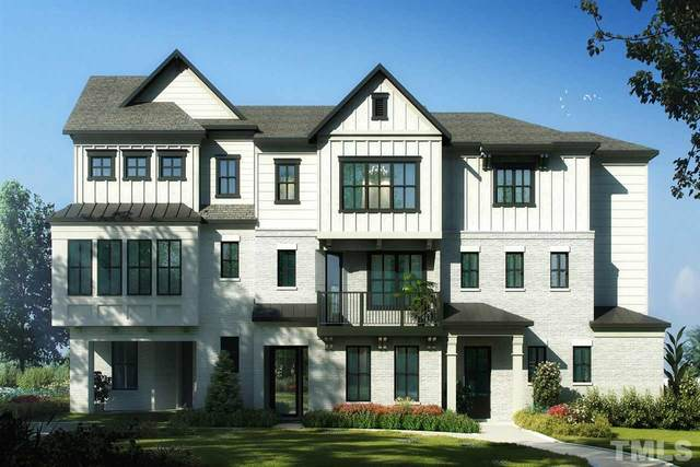 1610 Draper View Loop #106, Raleigh, NC 27608 (#2323326) :: Triangle Just Listed