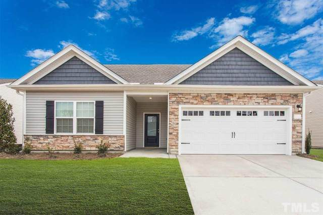 130 Legacy Drive, Youngsville, NC 27596 (#2323329) :: Realty World Signature Properties