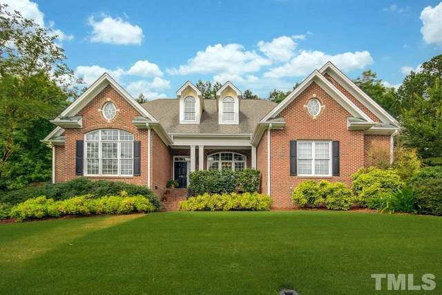 813 Neuse Ridge Drive, Clayton, NC 27527 (#2323331) :: Raleigh Cary Realty