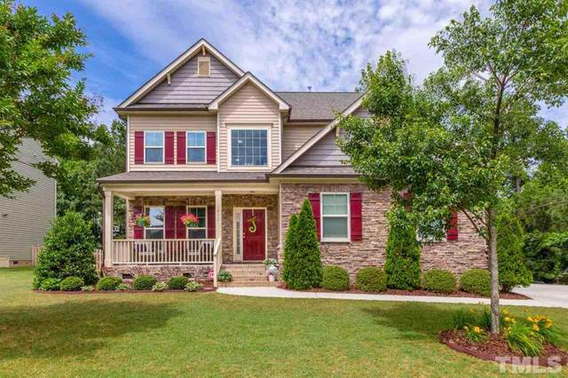 1017 Smoke Willow Way, Rolesville, NC 27571 (#2323334) :: The Jim Allen Group