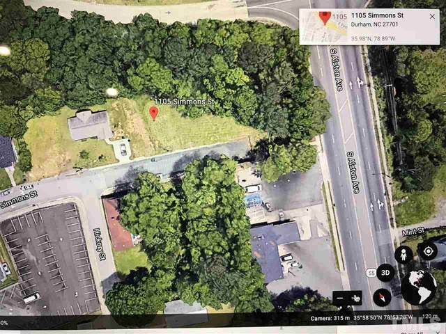 1105 Simmons Street, Durham, NC 27701 (#2323349) :: Team Ruby Henderson