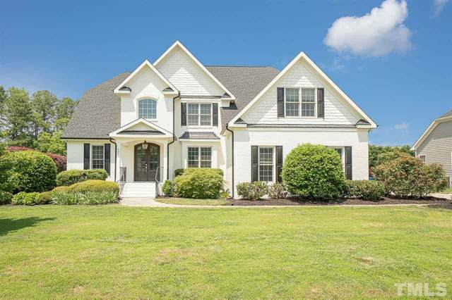 607 Goal Kick Drive, Fuquay Varina, NC 27526 (#2323351) :: Triangle Just Listed