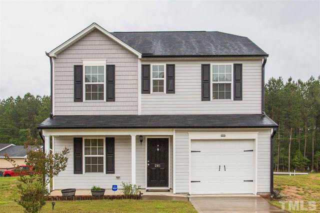 281 Emilies Crossing Way, Lillington, NC 27546 (#2323353) :: Raleigh Cary Realty