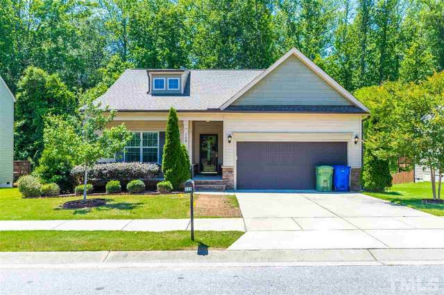 129 Willow Weald Court, Fuquay Varina, NC 27526 (#2323361) :: Triangle Just Listed