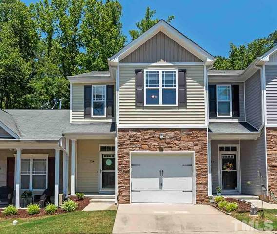 734 Whitetail Creek Way, Fuquay Varina, NC 27526 (#2323373) :: Triangle Just Listed
