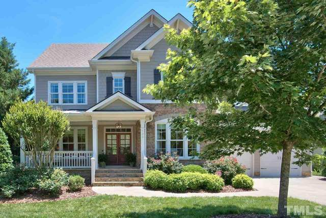 703 Oxfordshire Lane, Chapel Hill, NC 27517 (#2323384) :: Spotlight Realty