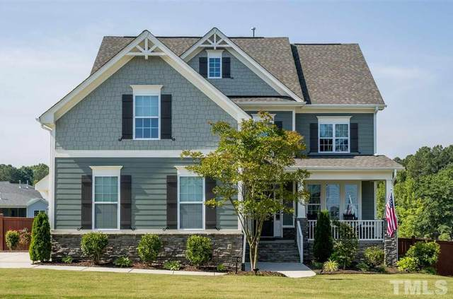 2809 Rileys Pond Drive, Apex, NC 27502 (#2323399) :: Team Ruby Henderson