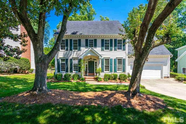 306 Parkgate Drive, Cary, NC 27519 (#2323405) :: Triangle Just Listed